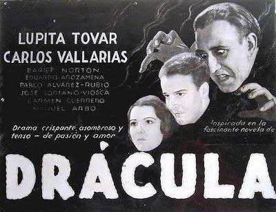dracula-spanish-version
